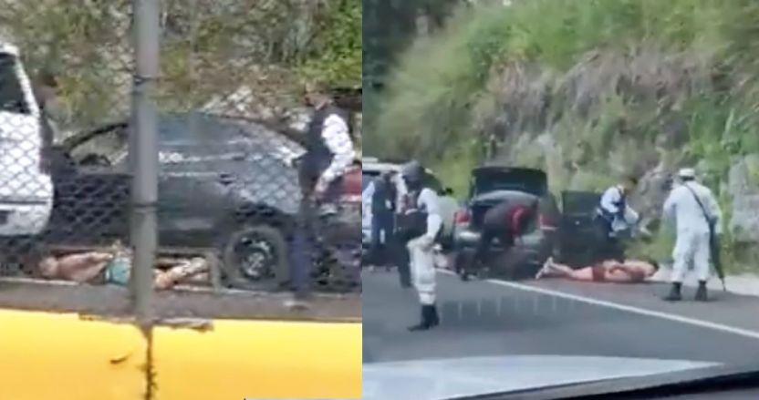 detenidos morelos - CDHEM denuncia agresiones contra detenidos por el ataque al convoy de la FGE-Morelos