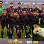 seleccion mexicana once titular memes - La Selección Mexicana pierde final de Copa Oro y genera ola de memes