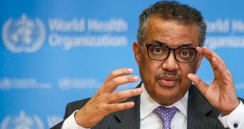 tedros adhanom 1 - La OMS pide a países no politizar la búsqueda del origen del SARS-CoV-2
