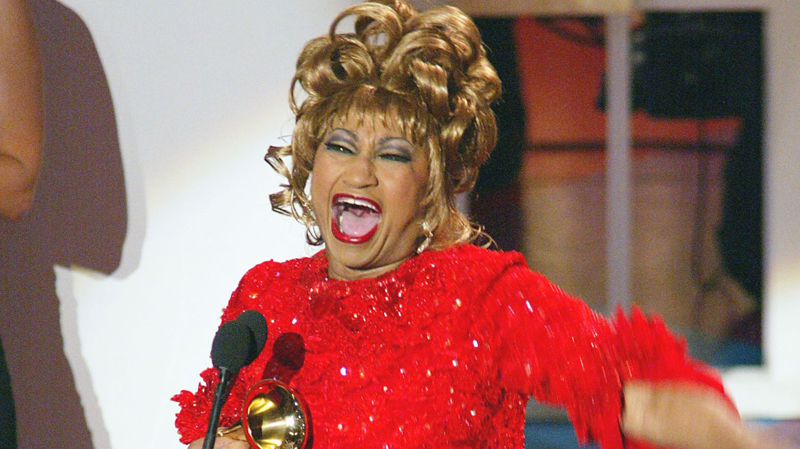Celia Cruz 1 - La ESPECTACULAR Barbie que rinde homenaje a la cantante Celia Cruz (FOTOS)