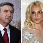 Jamie y Britney Spears - El padre de Britney Spears solicitó el fin de su tutela judicial
