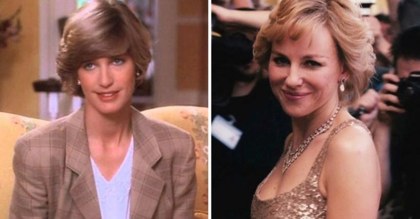 """ady di - 10 actrices famosas que mostraron toda su elegancia para """"convertirse"""" en la princesa Diana"""