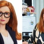 barbie cientifica muneca coronavirus - La Mattel promuove una nuova Barbie in onore alla ricercatrice che ha sviluppato il vaccino contro il COVID-19