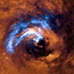 befunky collage 15 - ¿Cómo se alimenta un agujero negro? Astrónomos logran observación del proceso