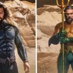 """portada jason momoa aquamna - Jason Momoa presentó su traje para la nueva """"Aquaman"""". Su trabajado cuerpo se vuelve a lucir"""