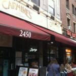 restaurante NY - Enfurecen y golpean a mesera por pedirles certificado de vacuna Covid