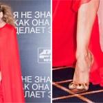 """sarah jessica parker - 12 famosas que intentaron imponer estilo con sus zapatos, pero fueron """"demasiado lejos"""""""