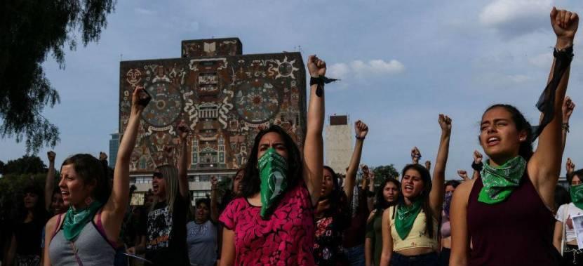 unam violencia genero 11022020 - UNAM sanciona a 491 trabajadores y académicos por violencia de género