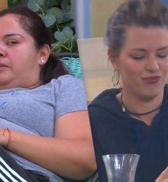 gisellaaboumrad aliciamachado lacasadelosfamosos telemundo - Gisella Aboumrad dice que Alicia Machado le tiene celos por Pablo Montero en 'La Casa de los Famosos'