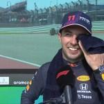 """sergio perez 1 - """"Checo"""" Pérez consigue el tercer lugar en el GP de EU y suma su cuarto podio"""