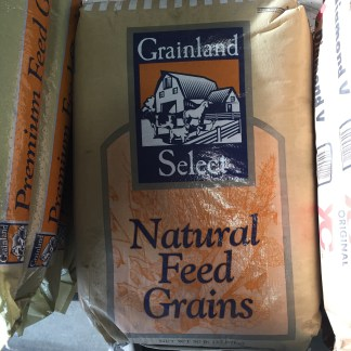 Grainland Rolled Corn – Concentrates, Inc