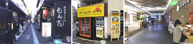 ニッチな飲食店のマーケティング、集積効果