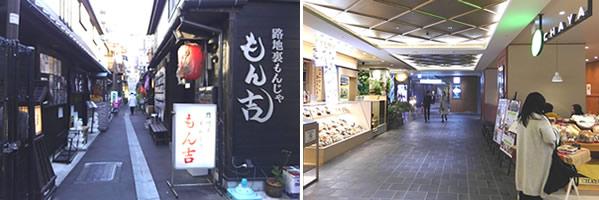ニッチな飲食店の空間ニッチ戦略