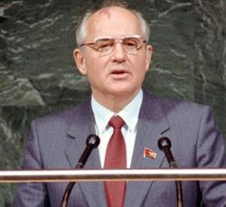 Gorbatschow UN 1988