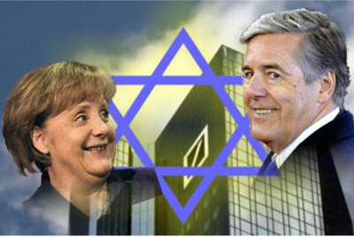 Merkels Gott Ackermann