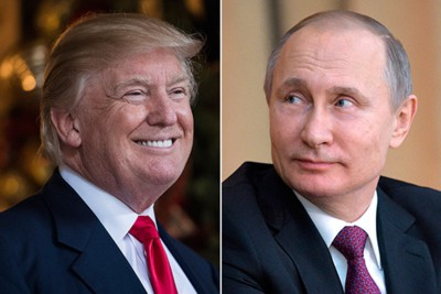 Trump-Putin-Allianz