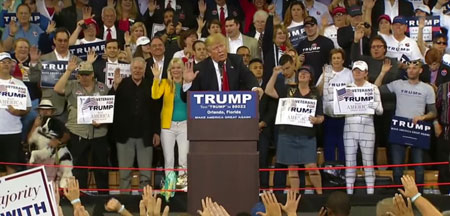 Trump siegt, Juden wollen ihn verhindern