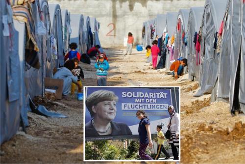 Türken-Campf zur Abschreckung