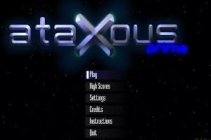 ataXous TitleScreen