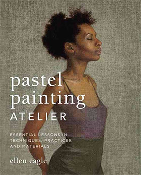 pastel painting atelier
