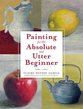 painting absolute utter beginner