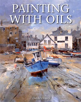 painting with oils book