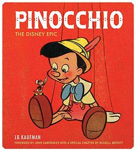 pinocchio disney artbook