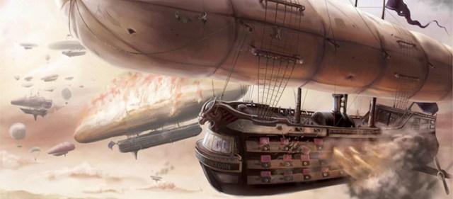 airship vehicle concept