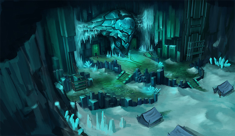 Earthlock: Festival of Magic Concept Art