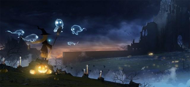Forgotten Land of Ghosts Creatures