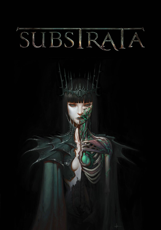 SUBSTRATA Open World Dark Fantasy Concept Art World