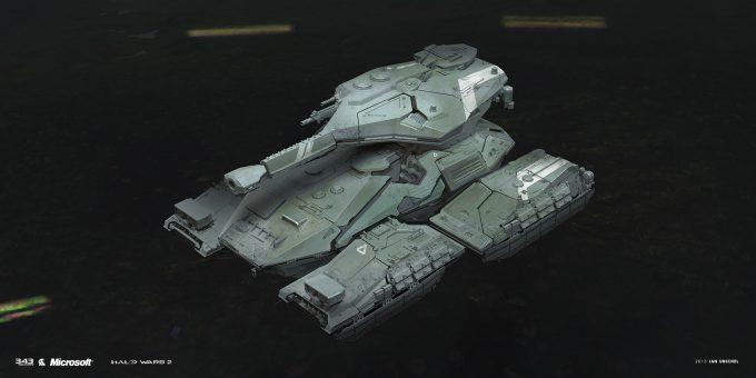 Halo Wars 2 Concept Art By Jan Urschel Concept Art World