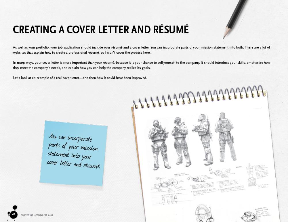 Blizzard Cover Letter Images Sample