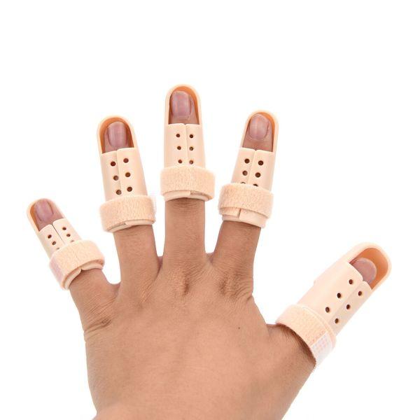 Supports en plastique pour doigt