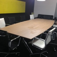 Sharknose Boardroom table