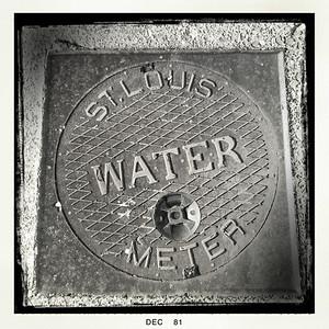 Hipstamatic water meter