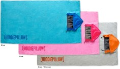HoodiePillow 5-in-1 Beach Towel