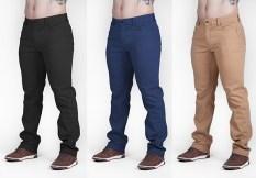 High Tech Chino Pants & Shorts