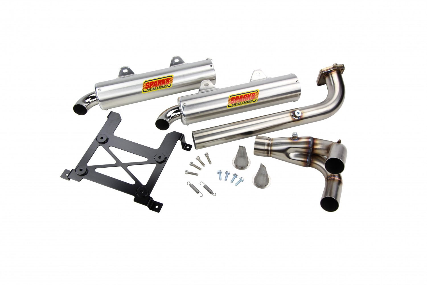 X 6 Stainless Steel Exhaust System Polaris Rzr Xp
