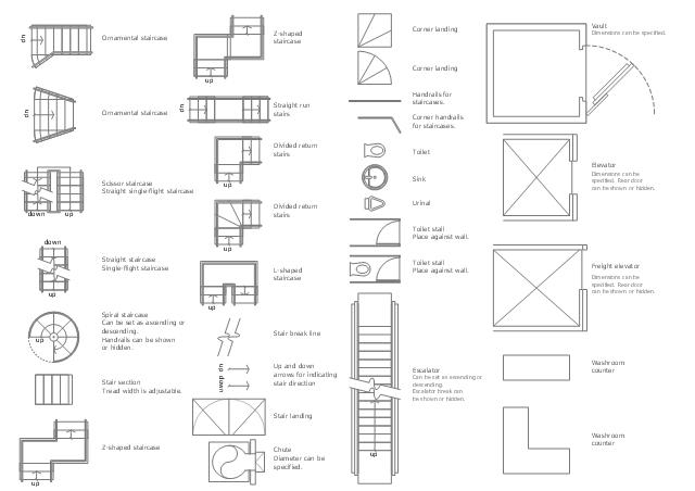 Floor Drawing Visio Plans