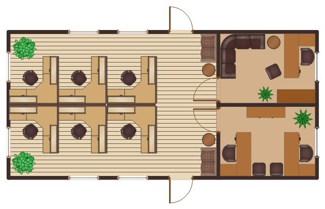 Woodworking office desk floor plans PDF Free Download