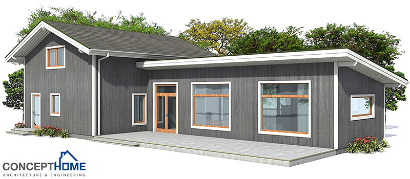 Affordable Home CH2 Floor Plans With Low Cost-to-build