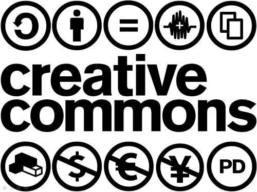 Resultado de imagen de creative commons que es
