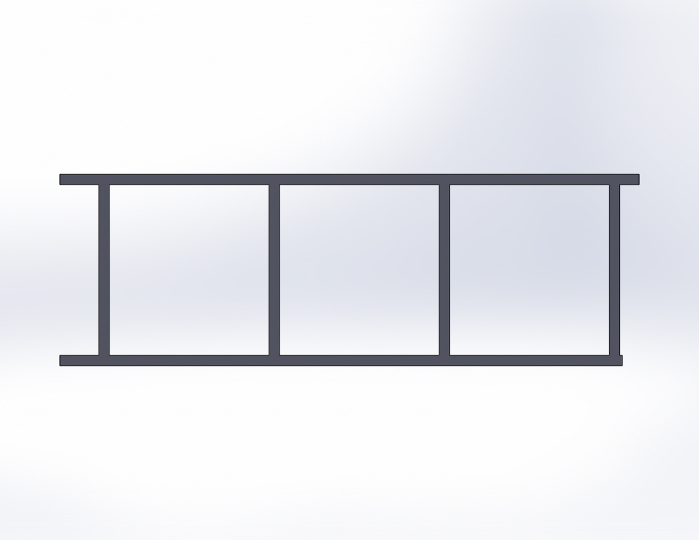 Portail Coulissant 3 Panneaux A Personnaliser Id Metal
