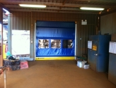 Fast Acting Rapid Roll Door