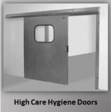 Hygiene Stainless Doors
