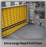 High Speed Fold Door