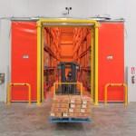 Freezer Door - High Speed - Biparting