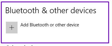 Add wifi settings in Windows 10