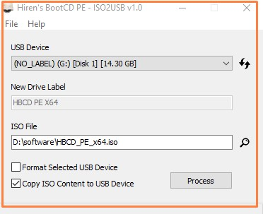 Hirens boot iso file create